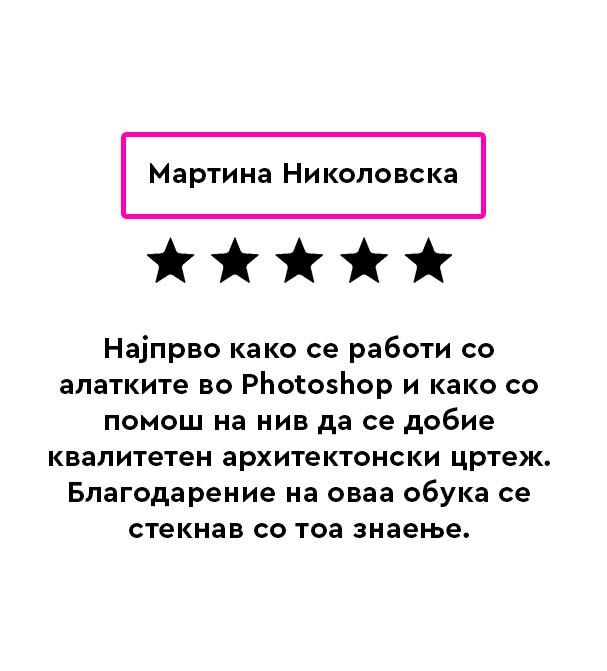 Martina Nikolovska review