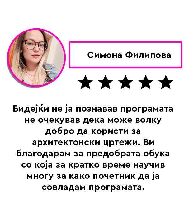 Simona Filipova review